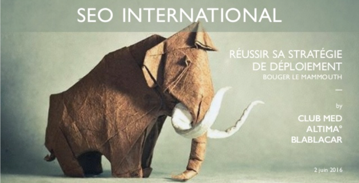 SEO INTERNATIONAL